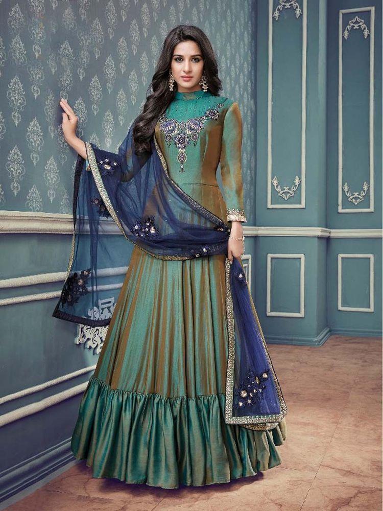 32bf6d41d08a #Designer #Indian #ethnic #Beautiful #Design #Eid #Ramzan #Special  #Collection #Gown#Dress #Handmade #SalwarKameez