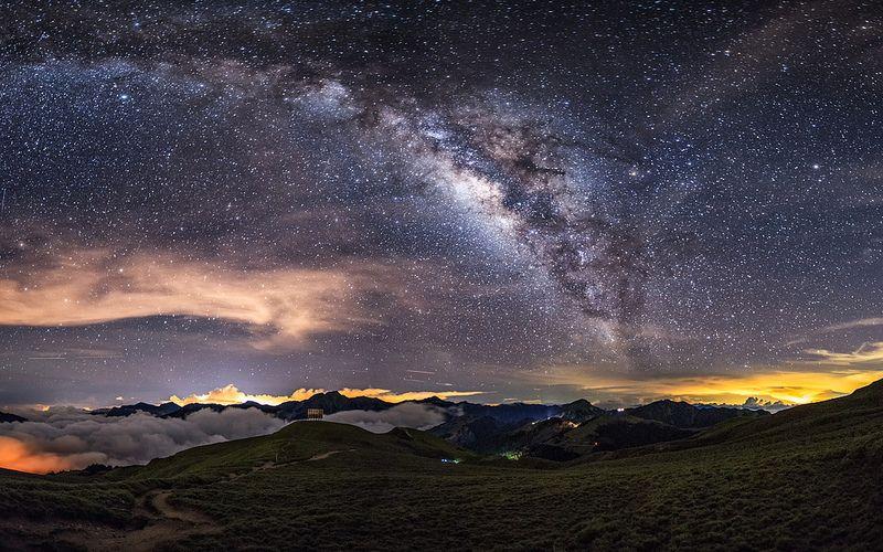 Dsc1850 Night Sky Wallpaper Galaxy Wallpaper Milky Way