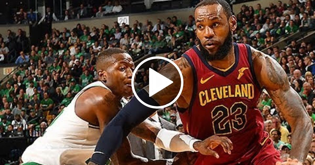 Cleveland Cavaliers vs Boston Celtics - Full Game Highlights ... 618797931