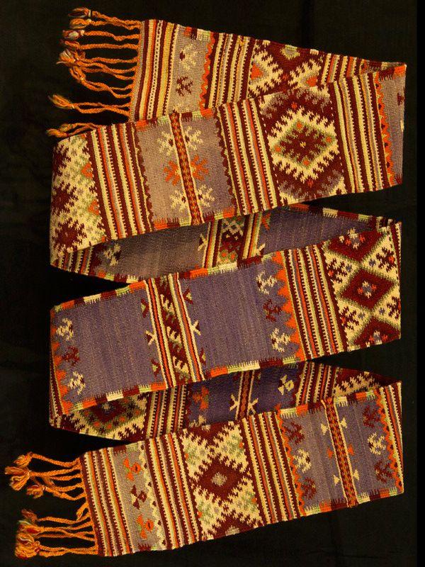 Berber Fabric – Anti Atlas, South Morocco - AMAZIGH  |Berber Tribe Fabric