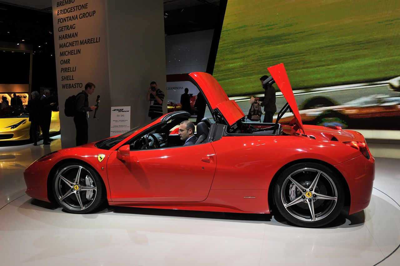 Ferrari 2013 ferrari 458 spider : Ferrari 458 Spider, My true love in life <3 Can't wait to have ...