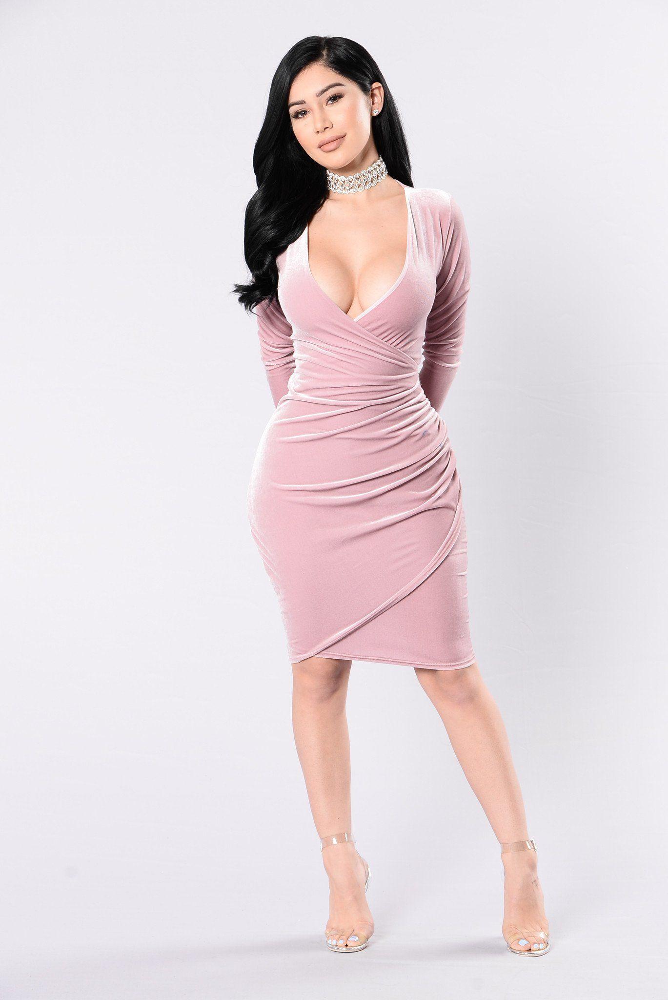Pin de The Bouge en Fashion Nova | Pinterest | Vestido largo ...