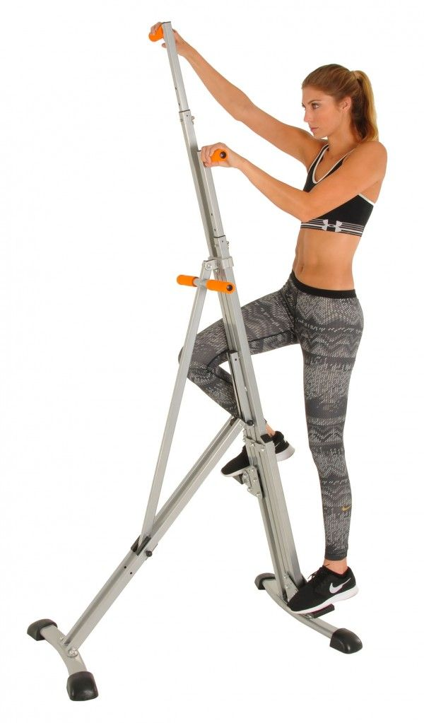 Workout Ideas For The Conquer Vertical Climber Workout Routine Popular Workouts Cardio Workout