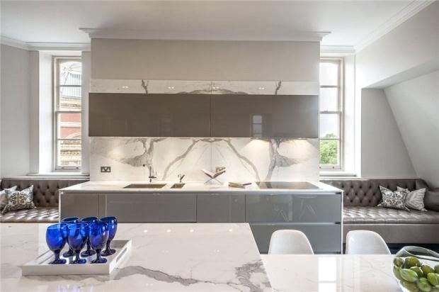 Flat for sale in Albert Hall Mansions, Kensington Gore, London SW7 - 30625585