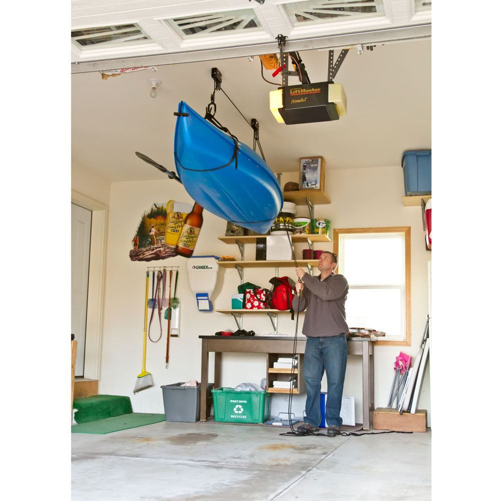 Apex Kayak And Canoe Storage Hoist In 2019