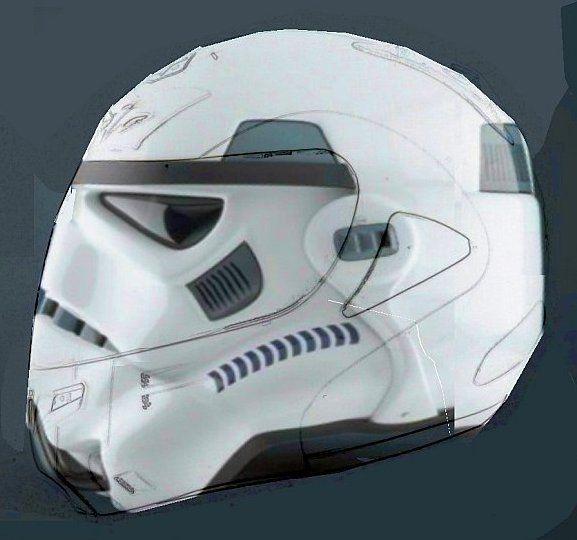 Cool Motorcycle Helmet Got To Love Star Wars Pinterest - Custom motorcycle helmet stickers and decalssimpson motorcycle helmets
