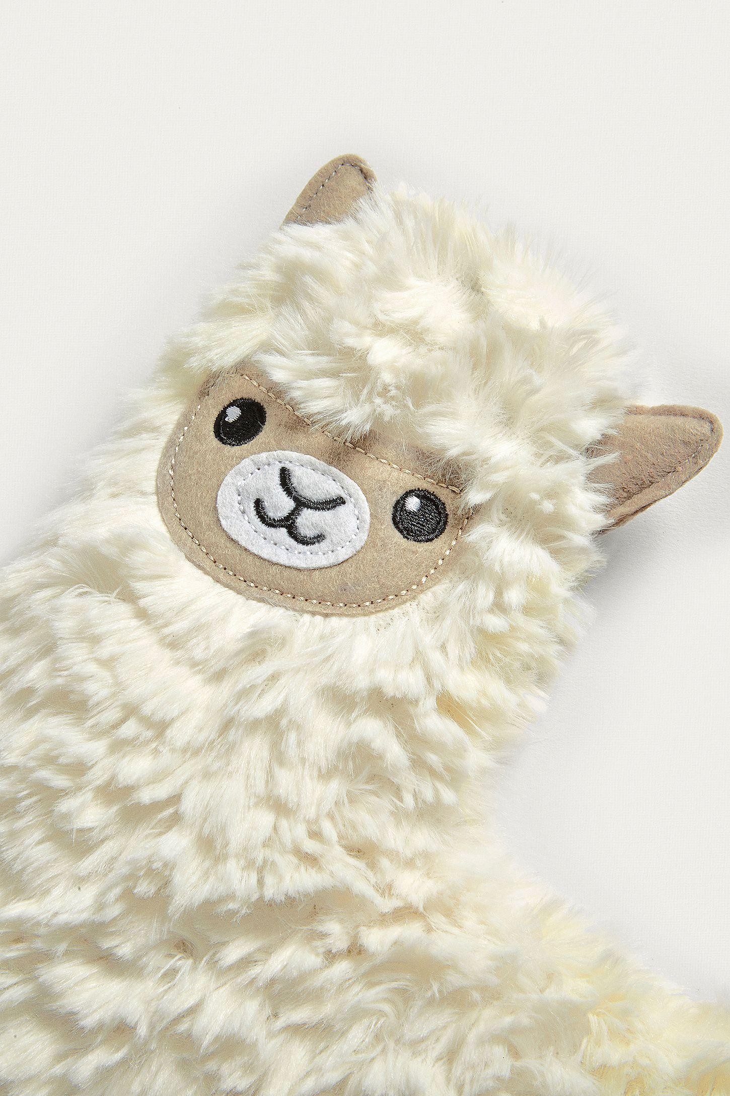 Huggable Alpaca Heating Pad Heating Cooling Crafts Diy Home Decor
