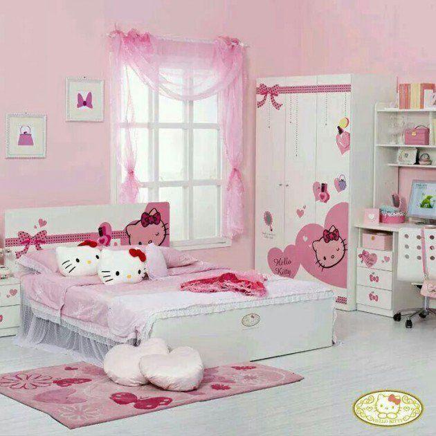 Bon Chambre Hello Kitty (10)