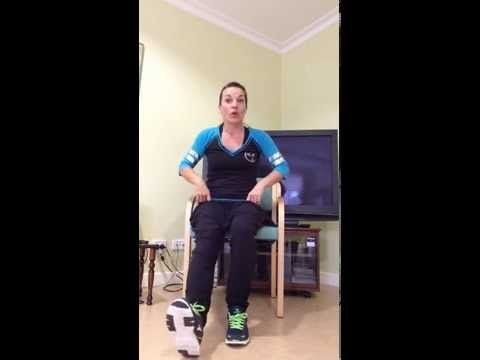 chair gym parts doll rocking zumba gold part 4 youtube exercises