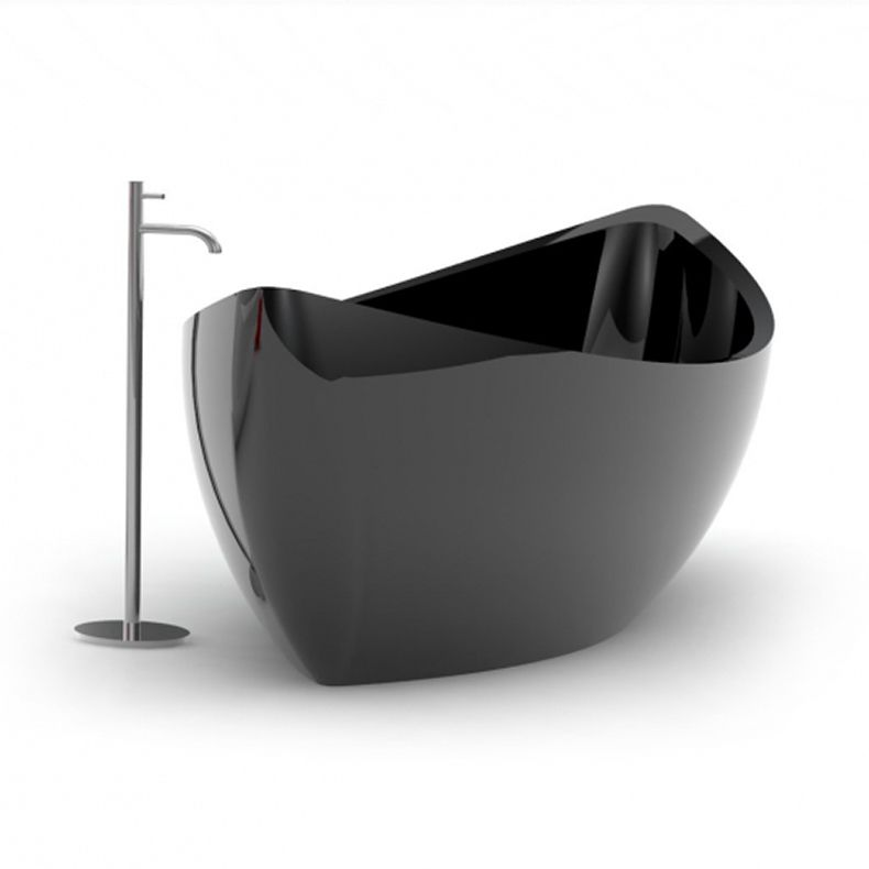 Boat Shaped Bathtub by ZAD Italy - Funamori | Sushi boat, Bathtubs ...