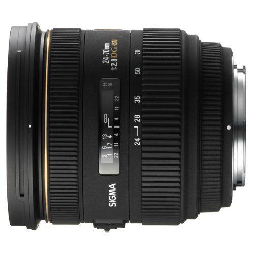 Sigma 24-70mm f/2.8 IF EX DG HSM AF Standard Zoom Lens for Pentax Digital SLR Cameras (OLD MODEL) * See this great product.