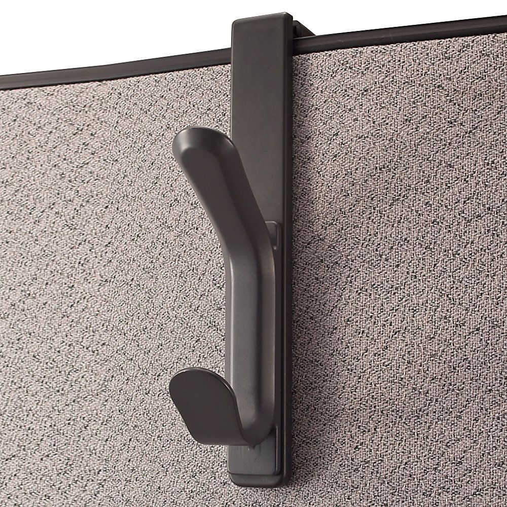office coat hooks. Office Depot® Brand Cubicle Coat Hook, 1 3/10\ Hooks E