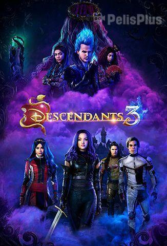 Ver Los Descendientes 3 2019 Online Latino Hd Pelisplus Descendentes Decendentes Filmes
