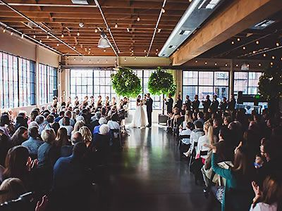 Castaway Portland Oregon Wedding Venues