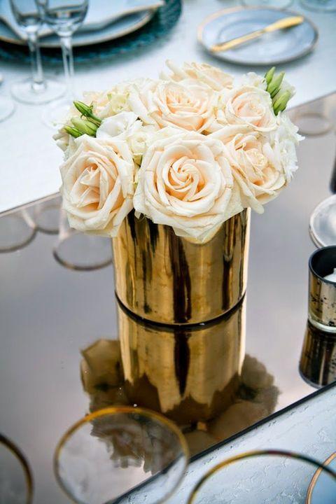 37 Art Deco Wedding Centerpieces That Inspire   Art deco, Wedding ...
