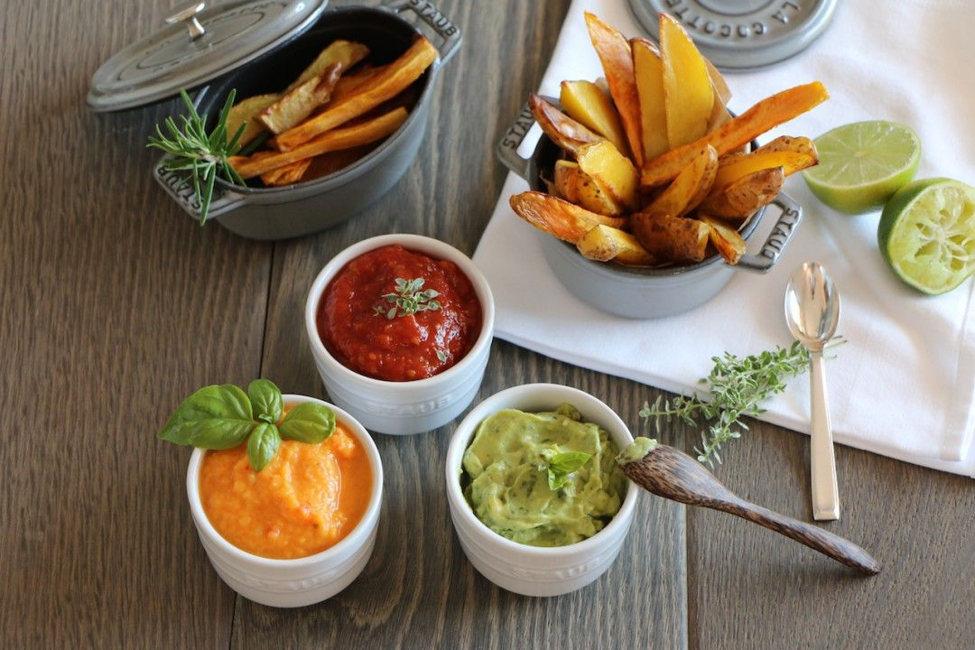 Clean Eating Grillsaucen Selbermachen: BBQ-Sauce, Ananas-Chili-Sauce, Avocado-Limetten-Mayonnaise – NaturallyGood