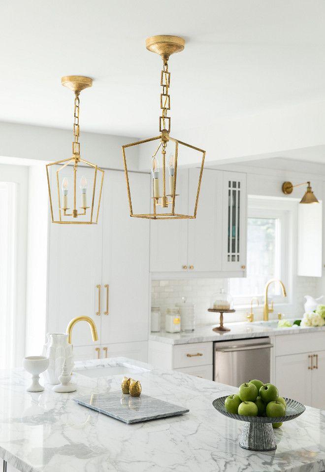 Lantern Pendant Lights For Kitchen Cool Brushed Brass Lantern Pendant Lightbrushed Brass Lantern Pendant 2018