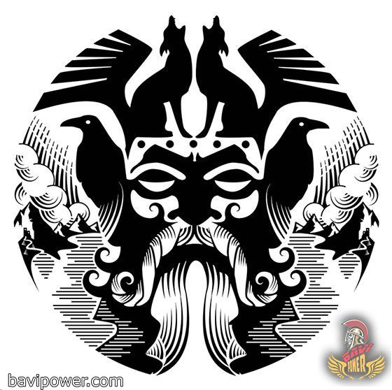 Odin Symbol: Best Viking Symbols that call up Odin's supreme power