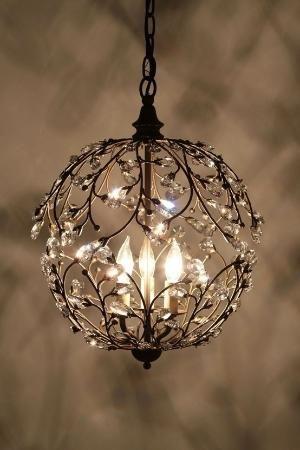 Hanging chandelier that resembles Cinderella's carriage #DisneyFairyTaleWeddings by #AlfredAngelo by etta