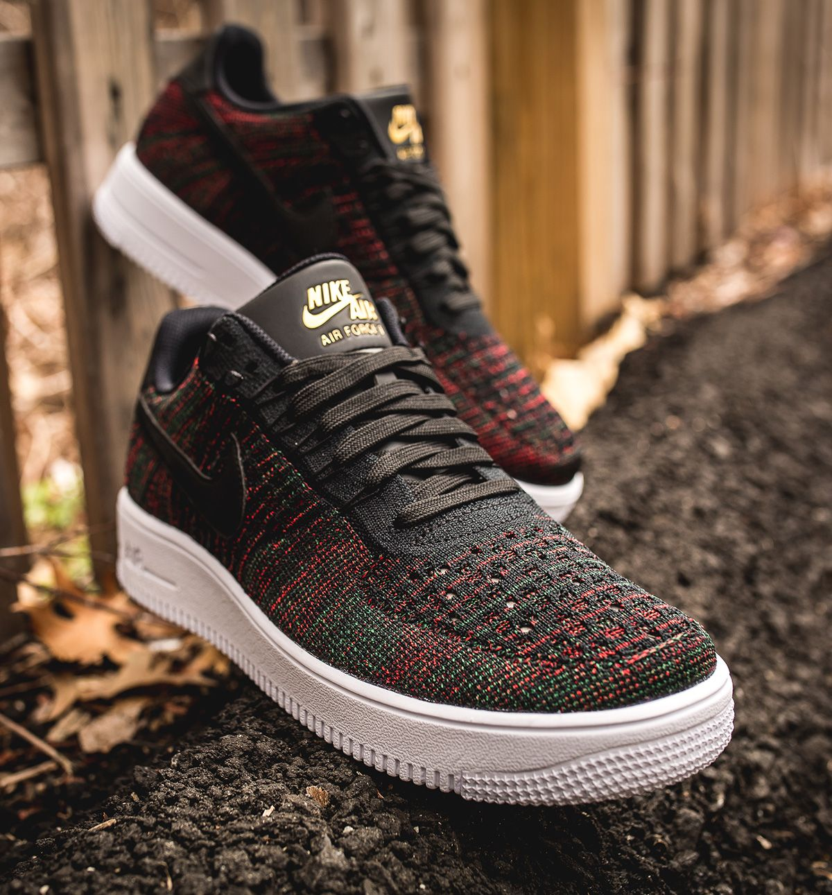 Nike Air Force 1 Ultra Flyknit Low in Gucci Colors Ropa