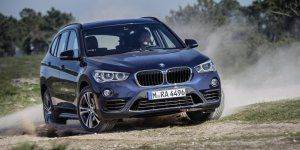 2016 Bmw X1 Imported In India For Testing Bmw Sport Bmw Compact Bmw Design