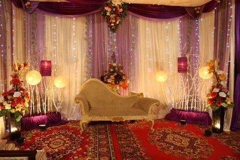 aida decoration exhibition: dekorasi dalam rumah - ruang
