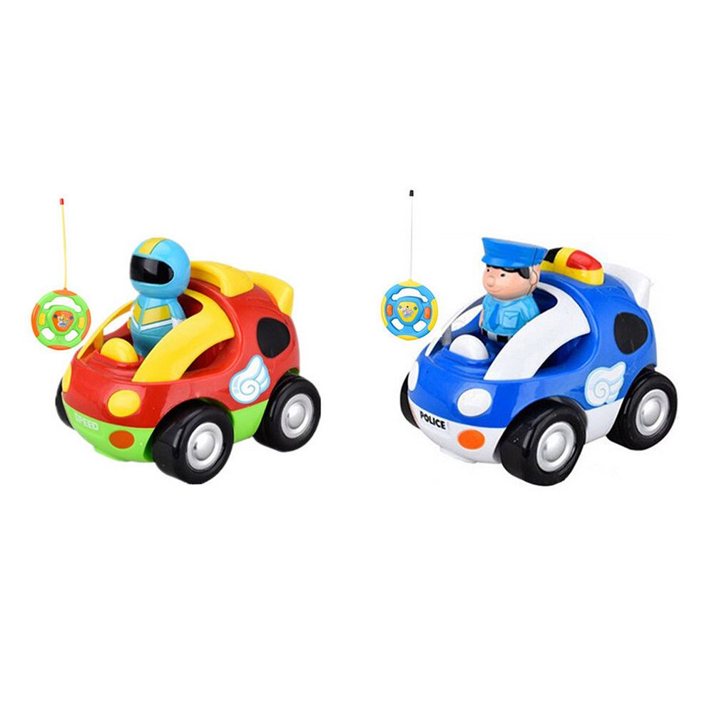 Toys car for child  Radio Control Racing Police Car Child Kid Remote PreSchool Music