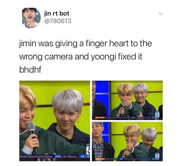 Yoonmin Bts Funny Bts Memes Bts Suga