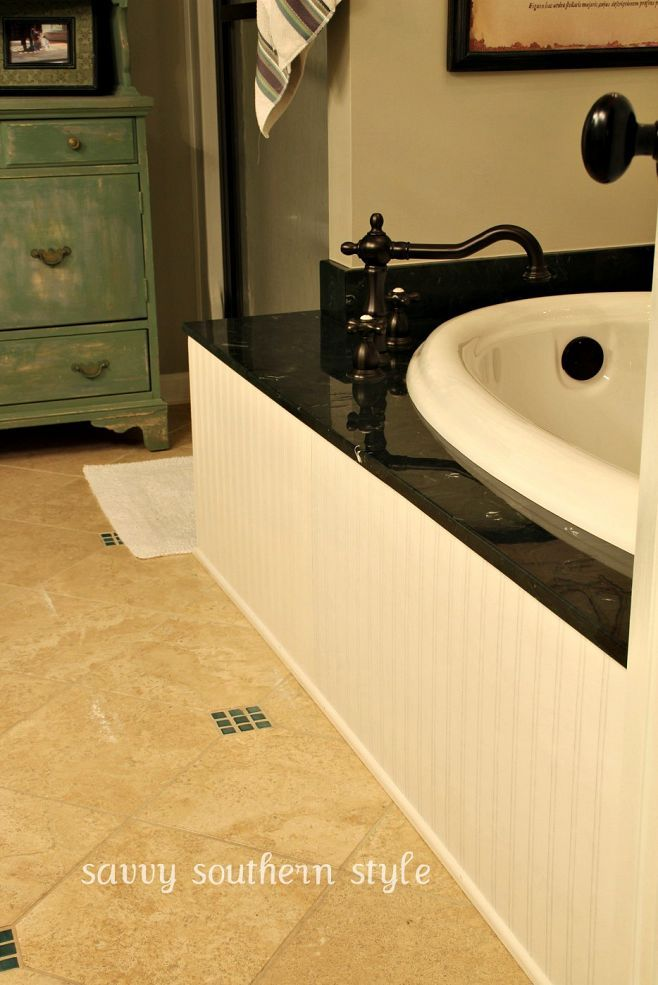 Easy and Inexpensive Master Bathtub Transformation | Bathtubs ...