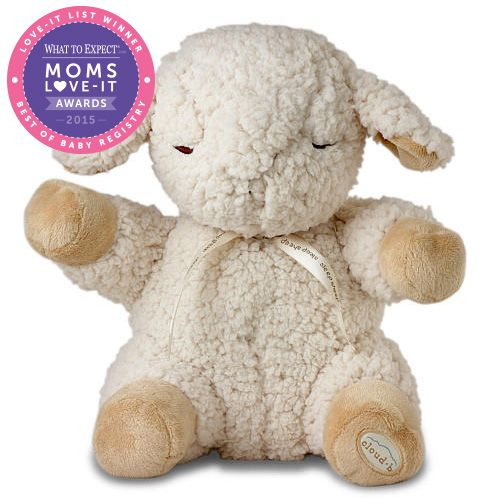 Should I buy this? I'm thinking about getting the Cloud B Sleep Sheep Plush Sound Machine with Four Soothing Sounds. Would you recommend it? #LoveItList