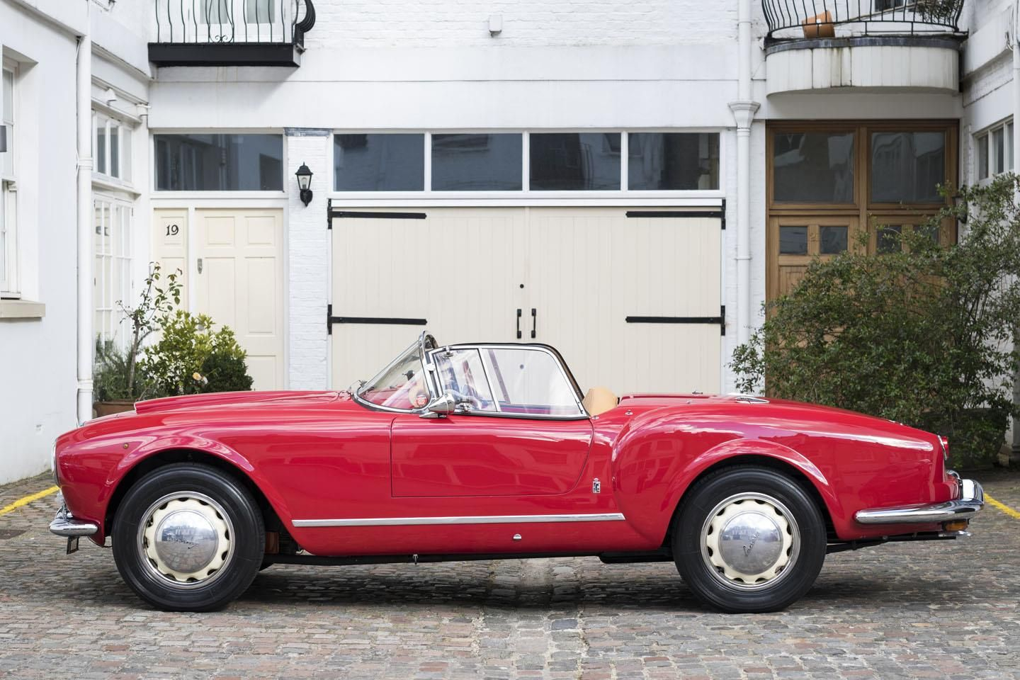 Used 1955 Lancia Aurelia for sale in London from Hexagon Classics ...