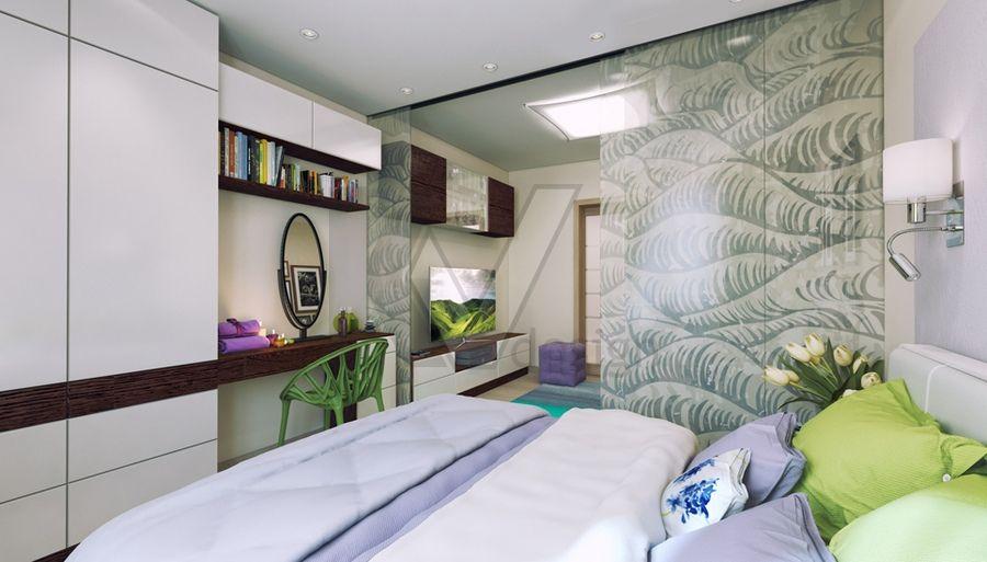 Дизайн квартир серия п 3м