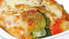 Sommerküche Wildeisen : Blumenkohl und broccoli mit tomaten und mozzarella receta pinterest