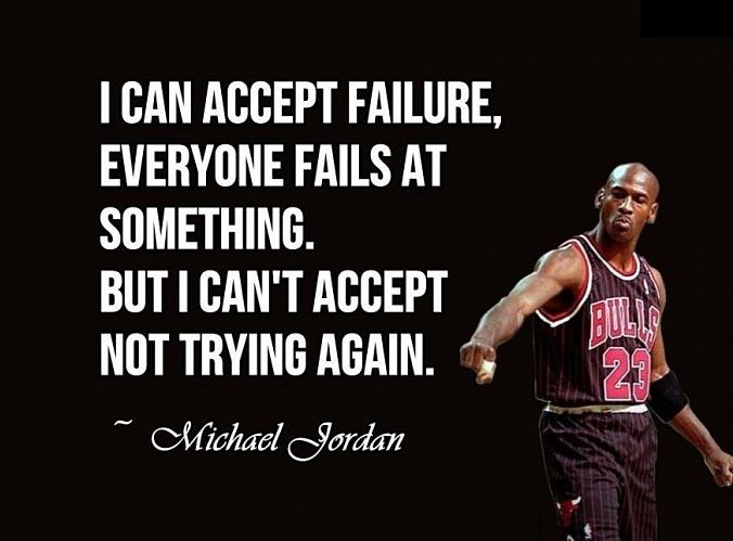 Amazing #Quote from Michael Jordan , very #motivational | Words to
