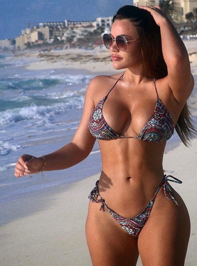Latina bikini age 50