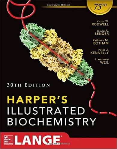 Harper's Illustrated Biochemistry 30th Edition | Lmk's Med