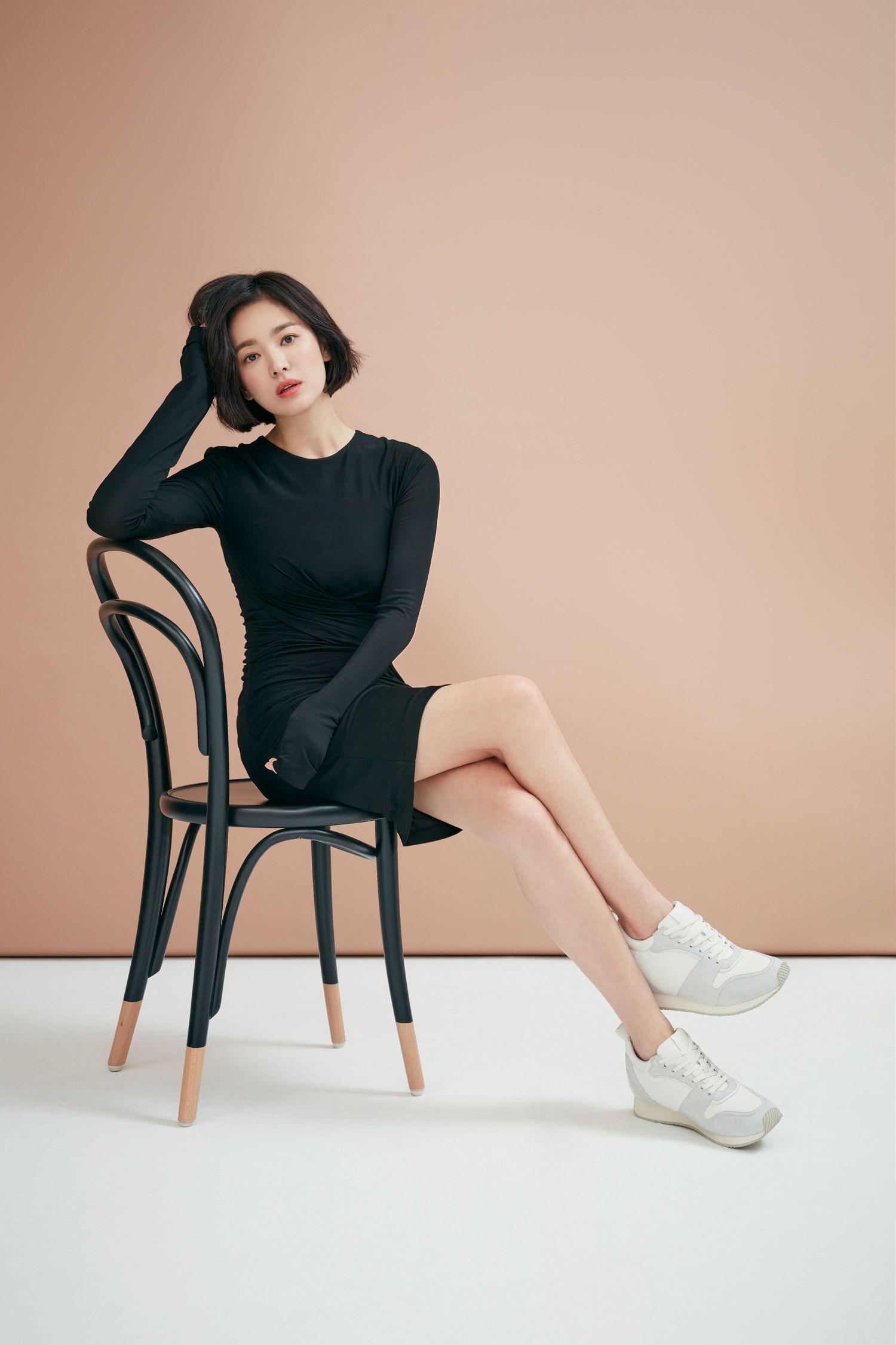 KOLONMALL 2020 예쁜 여자 얼굴, 스타일, 패션
