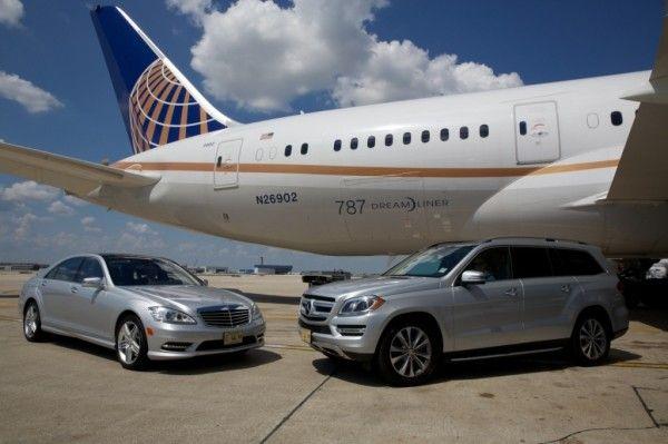 Flight Transfers Via Mercedes At SFO Transportation Services - Mercedes benz service san francisco