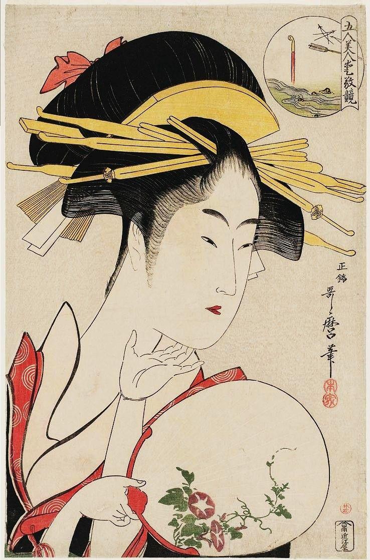 江戸の団扇 第二會 江戸末期の団扇 浮世絵 日本美術 版画