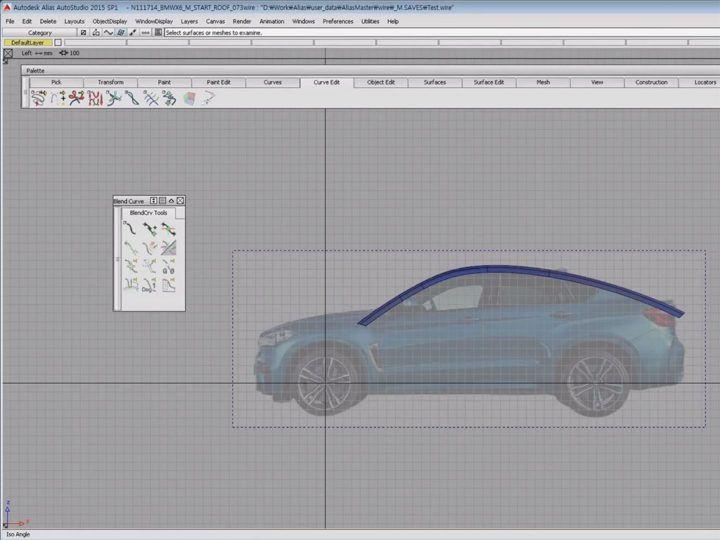 Car Roof 3d Modeling In Alias More Free Alias Tutorials At Http Www Carbodydesign Com Tutorials 3d Autodesk A 3d Modeling Tutorial Tutorial Design Tutorials