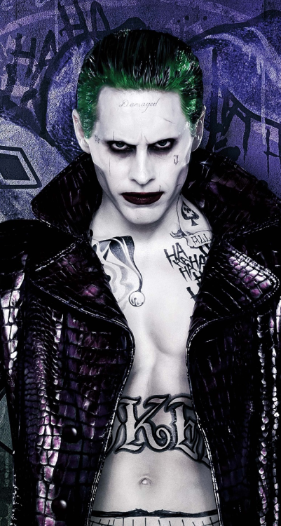 Harley Quinn Jared Leto Joker Wallpaper Iphone Lockscreens