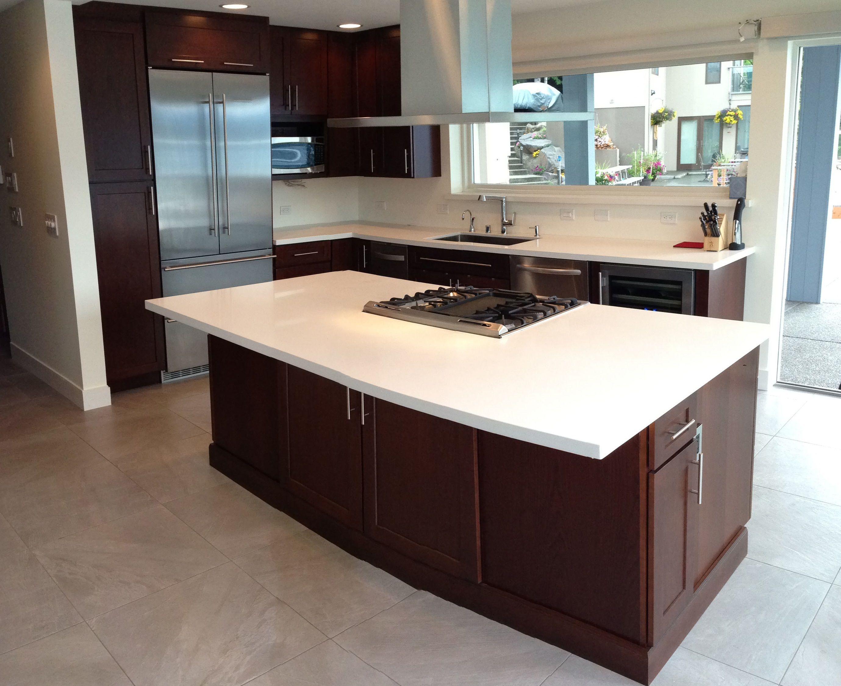 Daytoncherryislandopenview0421  Kitchen Reno Ideas Simple Dayton Bathroom Remodeling Review