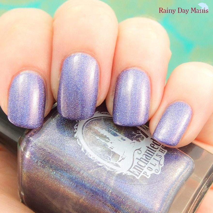 fingers polish mania: Enchanted Polish Keep Watch and CbL ...  Enchanted Polish Keep Watch