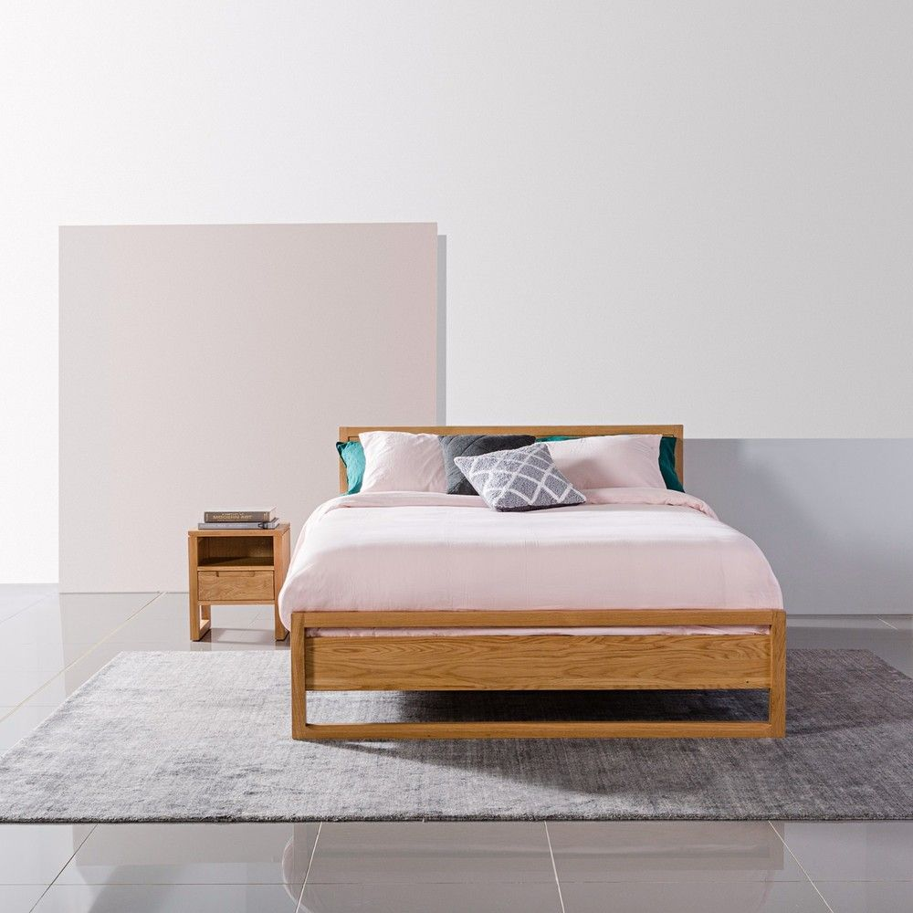 Pre Order And Save 20 On The Bruno Queen Size Bed Frame Solid