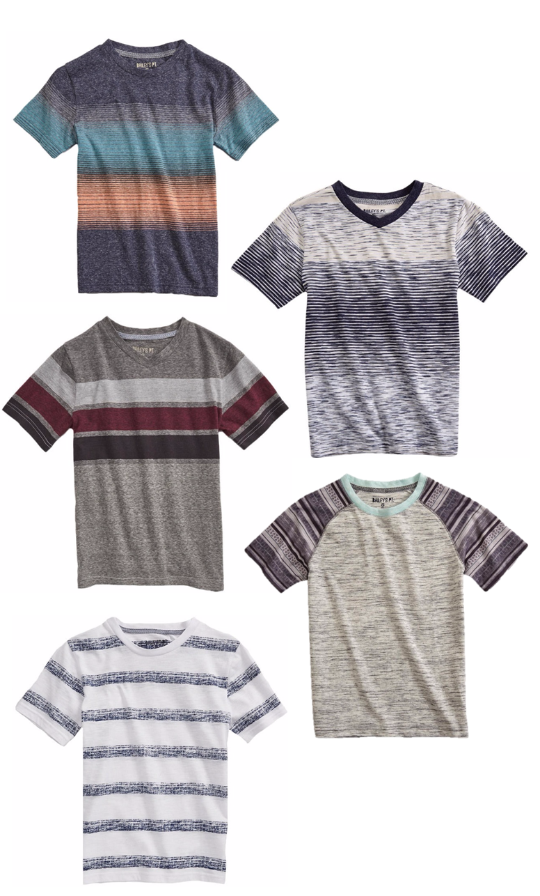 4be7a6f819cb Boys Bailey s Point tees are great for school or weekend fun ...