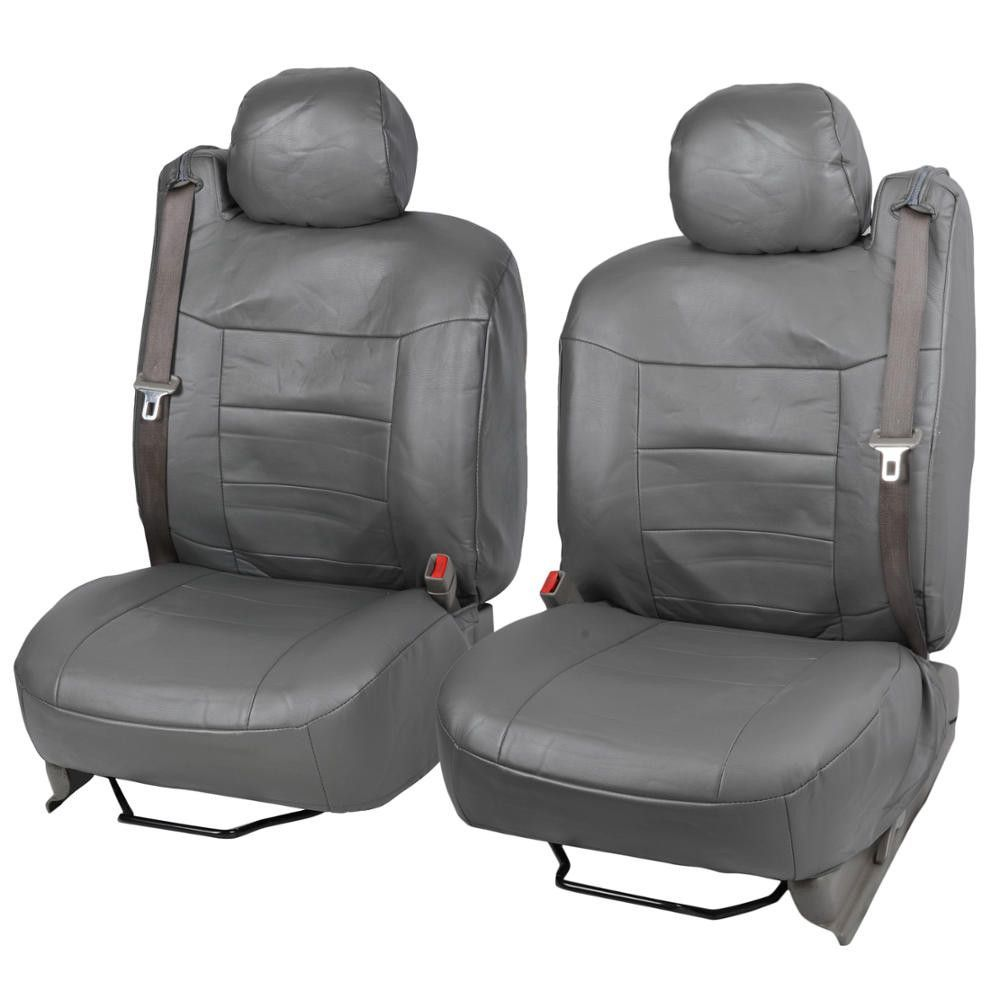 Awe Inspiring Fitted Leatherette Seat Covers Built For Integrated Seat Caraccident5 Cool Chair Designs And Ideas Caraccident5Info