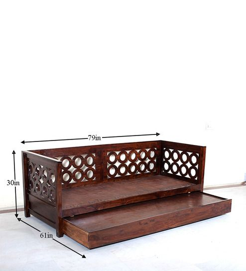 Exclusive Wooden Sofa ~ Wooden sofa bed designs suave by mudramark online