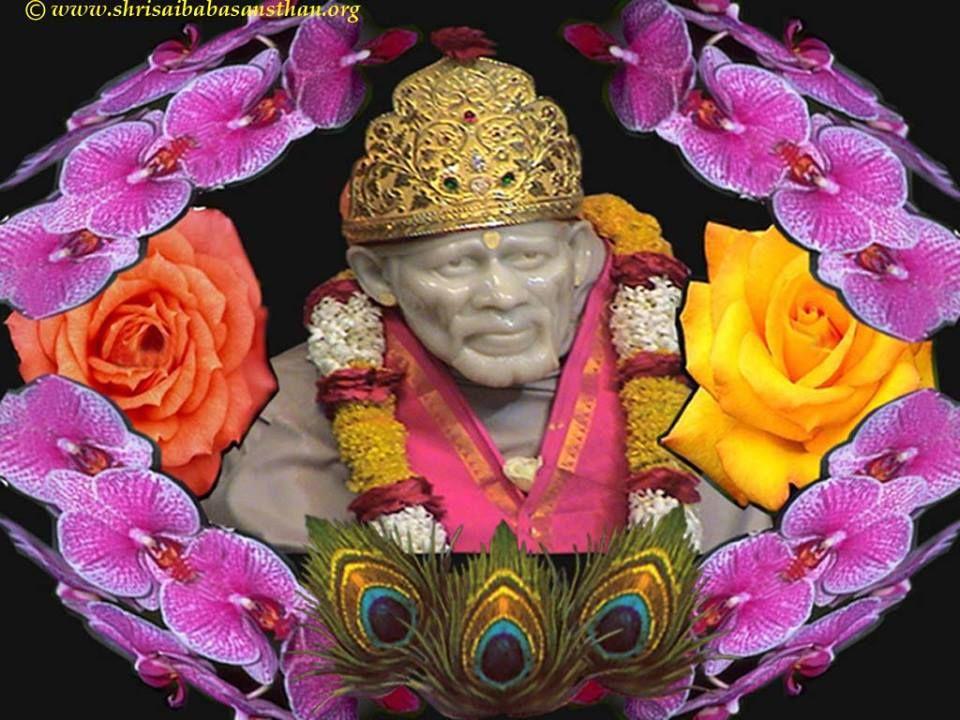 Sai Baba Of India -Wallpapers - Shirdi Sai Baba & Puttaparthi