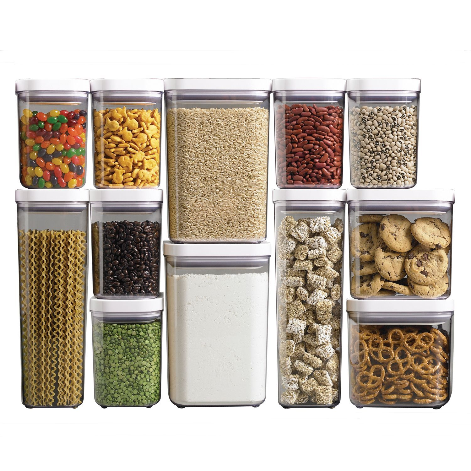 OXO Good Grips POP Container Set 12 pc Sams Club Looks