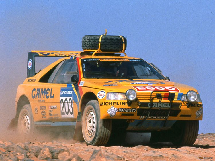 The Dakar An Enduring Challenge With Images Rally Car Rally